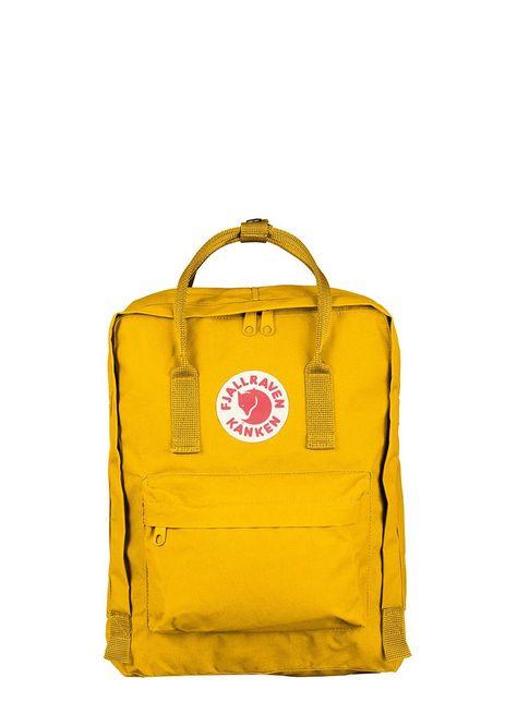 oficjalny sklep później atrakcyjna cena Fjallraven Kanken plecak - warm yellow/random in 2019 ...