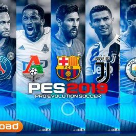 Pes 2019 Ucl Android Mobile Patch Download Pro Evolution Soccer