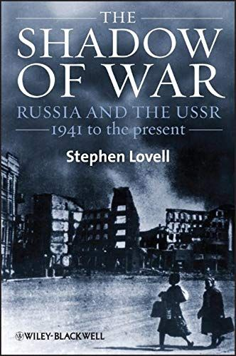 Download Pdf The Shadow Of War Russia And The Ussr 1941 To The Present Free Epub Mobi Ebooks In 2020 Shadow Books To Read Ebooks