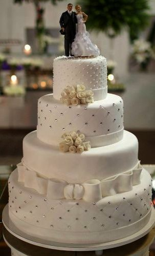 Most Beautiful Wedding Cakes 2019