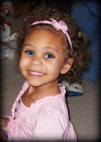 Black white baby people Black parents