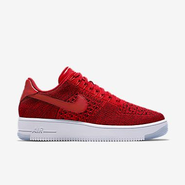 NIKE WMNS AIR FORCE 1 FLYKNIT LOW atomic pink - Google-Suche | My Stuff |  Pinterest