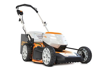 Ap Series Battery Products Stihl Usa Mobile Usa Mobile Cordless Lawn Mower Battery Powered Lawn Mower