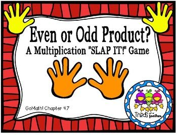 Even or Odd Product? A Multiplication