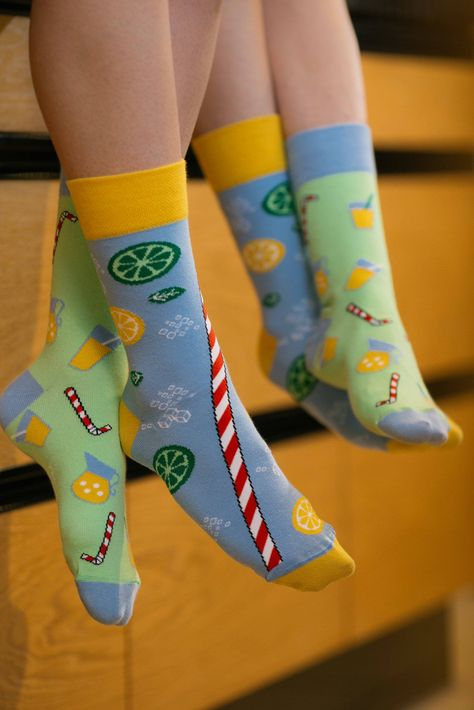 Food Socks Foodie Cute Socks Smart Cookie White Socks Gift for Anyone Crew Socks Smart Cookie Socks Hand Crafted Punny Puns
