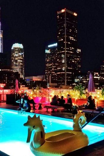 The 12 Most Instagrammable Bars In Los Angeles Los Angeles Nightlife Los Angeles Bars Los Angeles Travel