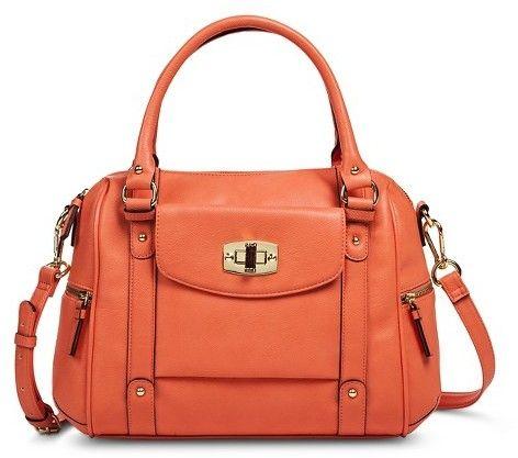 c4b020ca3b Expect More. Pay Less. Merona® Mini Satchel Handbag with Removable  Crossbody Strap ...