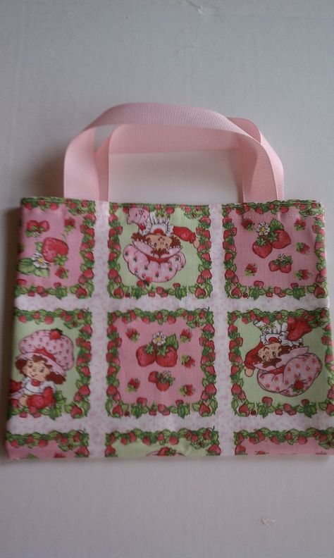 strawberry party favors | Strawberry Shortcake Party Favor Bags by LittleScholarBooks