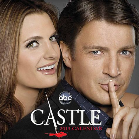 Castle TV show with Richard Castle (Nathan Fillion) is cute and interesting.  Nice twist for another detective show.