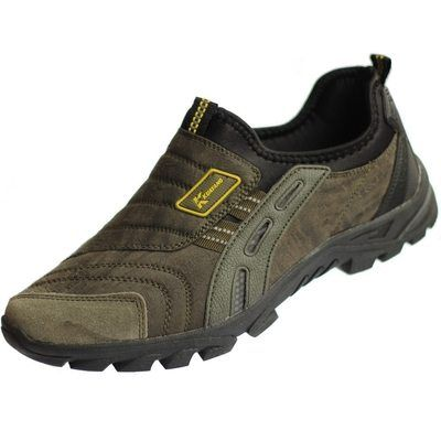 Leather Casual Shoes Breathable Outdoor Mens   Products