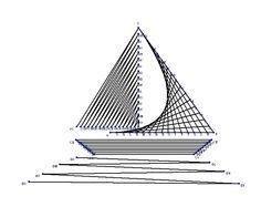 Resultado de imagem para string art patterns | hilos | Pinterest ...