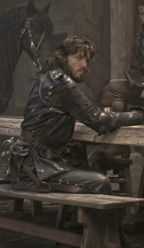 Is it bad that my TV board is mostly Athos? BBC- The Musketeers
