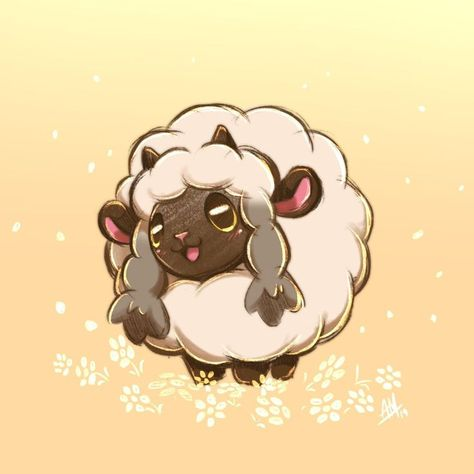 Yes, I'll take an entire herd of Wooloo for my Pokemon Sword and Shield party, please 💛🐑💛
