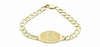 14k Gold Medical Alert Bracelet Yahoo Image Search Results 10k Gold Bracelet Gold Bracelet 14k Gold Bracelet