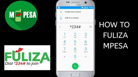 How To Use Fuliza How To Get Money Loan Being Used