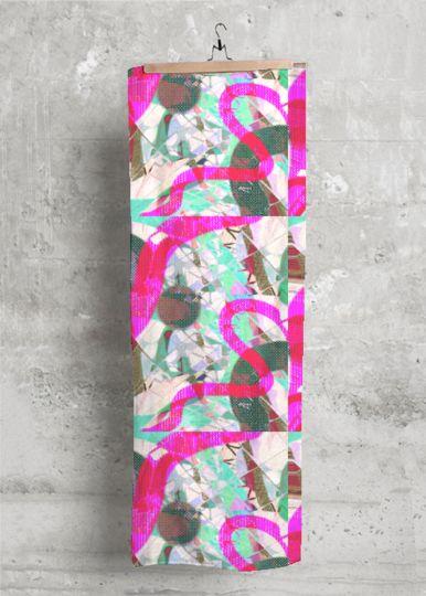 Cashmere Silk Scarf - Sky Way By Gosh by VIDA VIDA yhyPlP