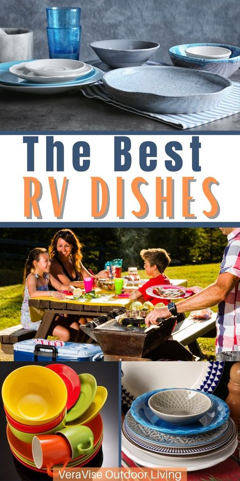 Just like dining inside the comforts of your own home, RV living and dining requires some basic elements like dishes. But considering the limited space and constant movement, it will require the best RV dishes that are not only useful but sturdy enough to resist chipping or breakage while on the road. With so many options to choose from, looking for the right dish for your camping trips can be tedious. We've listed the best RV dishes on the market to make things easier for you.