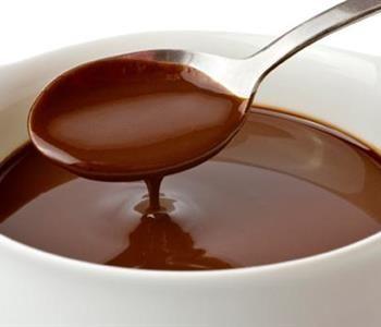 طريقة عمل صوص الشيكولاتة بالشيكولاتة الخام للكيك Chocolate Gravy Gravy Recipes Chocolate Gravy Recipe