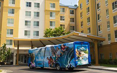 Seaworld To Busch Gardens Shuttle Times