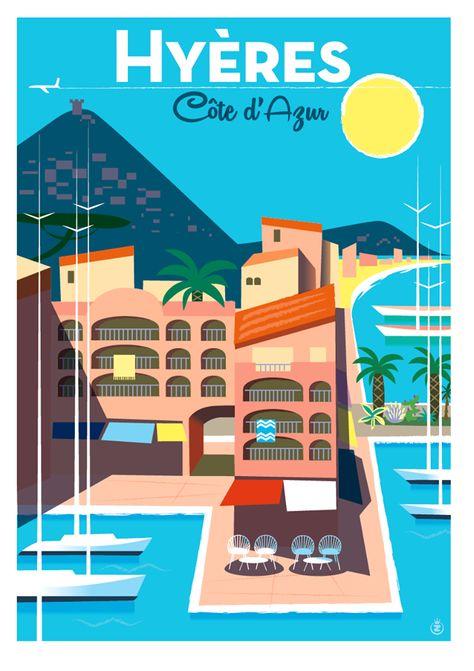 Hyères ~ Côtes d'Azur _______________________________ France ~ Francia ~ Frankrijk