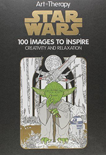 Art Of Coloring Star Wars 100 Images To Inspire Creativi Https Smile Amazon Com Dp 14847573 Star Wars Coloring Book Art Therapy Coloring Book Colour Star