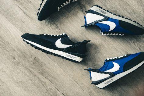 A Closer Look at UNDERCOVER's Futuristic Nike Daybreak