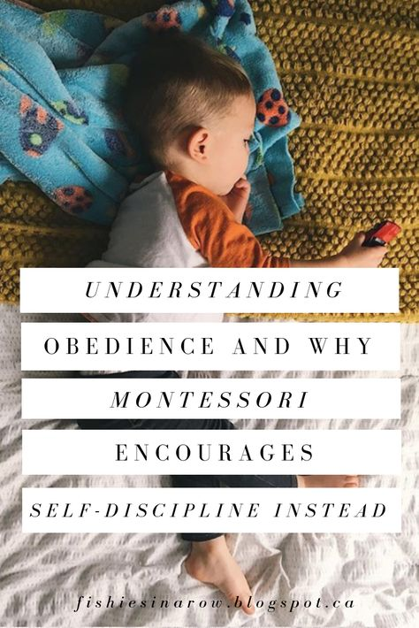 Understanding Obedience and Why Montessori Encourages. Best Picture For montessori books For Your Montessori Baby, Montessori Books, Montessori Education, Montessori Activities, Kids Education, Toddler Activities, Toddler Play, Family Activities, Gentle Parenting
