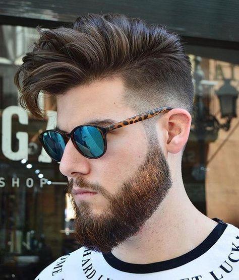 Cooleste mellemlangs frisurer til mænd   Haircuts for men
