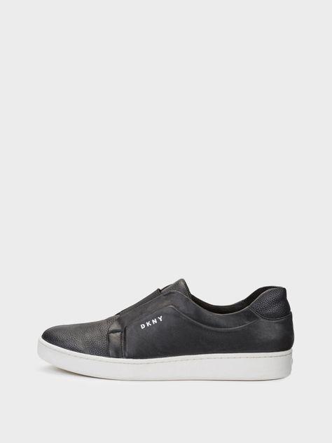 Dkny Bobbi Slip On Sneaker - Black 7.5