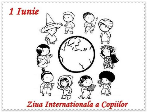 70 1 Iunie Ziua Copilului Ideas Coloring Pages Harmony Day Art For Kids