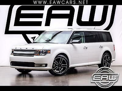 Ebay Advertisement 2015 Ford Flex 4dr Sel Fwd 2015 Ford Flex 4dr Sel Fwd 56093 Miles White 3 5l Ti Vct V6 Automatic In 2020 Ford Flex Ford Fwd