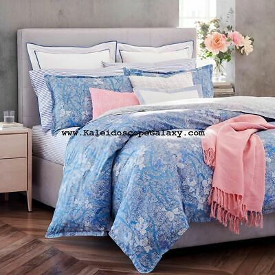 52c429c238 eBay #Sponsored 6pc RALPH LAUREN Meadow Lane KING COMFORTER Blue ...