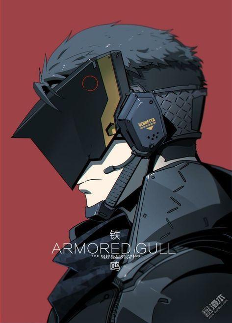 47+ Futuristic anime information