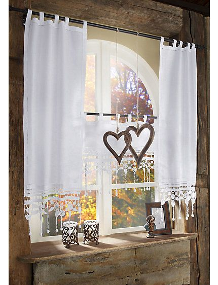 Gardinenserie im Heine Online-Shop kaufen | Window ideas | Pinterest ...