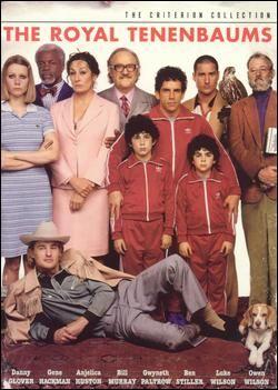 The Royal Tenenbaums DVD