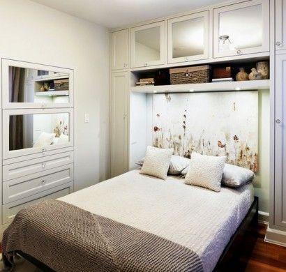 camera da letto piccola 30 idee di arredamento semplici e. Small Bedroom Shapes Home Decoration Kleines Schlafzimmer Einrichten Kleines Schlafzimmer Schlafzimmer Einrichten