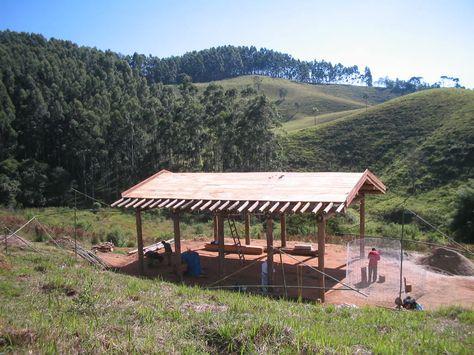 Alexander Van Parys conta o porquê da escolha e como fez para construir seu sítio na Serra da Mantiqueira