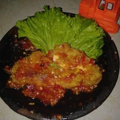 Resep Ayam Geprek Oleh Hanhanny Resep Resep Ayam Resep Resep Masakan