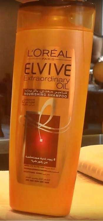 شامبو لوريال للشعر الجاف والمتقصف سعره و استخداماته وفوائده L Oreal Shampoo For Dry And Brittle Hair Nourishing Shampoo Elvive Shampoo Shampoo