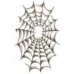 Spider Web Tattoo Designs