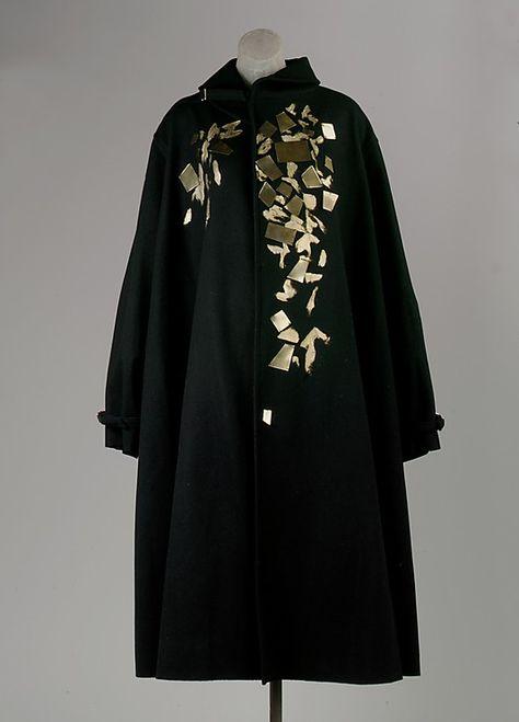 Coat  Yohji Yamamoto  (Japanese, born 1943)