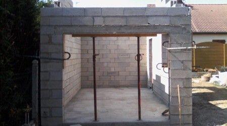 Construire Un Garage En Parpaing Prix D Une Construction De Co T Conseils Davidreed Co En 2020 Construction Garage Construire Un Garage Parpaing