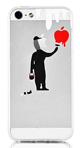 cover iphone 5c trasparenti