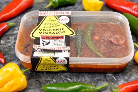 Morrisons New Curry Uses A Chilli That Is 200 Times Hotter