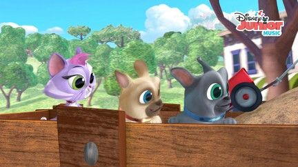 Music Video Nobody Can Stop Us Dogs And Puppies Disney Junior Puppies