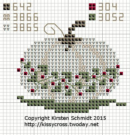 White Pumpkin 2 of 2 Fall Cross Stitch, Mini Cross Stitch, Cross Stitch Needles, Cross Stitch Cards, Cross Stitch Samplers, Cross Stitch Flowers, Counted Cross Stitch Patterns, Cross Stitch Designs, Cross Stitching