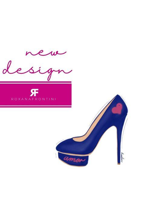 """🇺🇸 So Excited to Share """"Amor Walk"""" my latest illustration available only at RF Design Store ⚡️🤩 CHECK LINK BELOW 🇪🇸 Emocionada de compartir """"Amor Walk"""" mi mas reciente ilustración disponible en RF Tienda de Diseño 🤩⚡️ USA EL ENLACE DE ABAJO #diseñodeinteriores #moda #fashionstyle #homedecorideas #homedecoration #heelsaddict #heelslover #heels #tacones #blueaesthetic #blueandpink #azul #designerheels #decoracion #interiorstyling"""