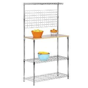 2 Shelf Baker S Rack 76 99 Target Bakers Rack Shelves Storage Shelves