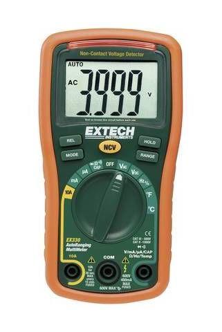 Multimetre Numerique Ex 330 Q55592 Ex330 4016138378641 Electronic Technician Digital Diy Electronics