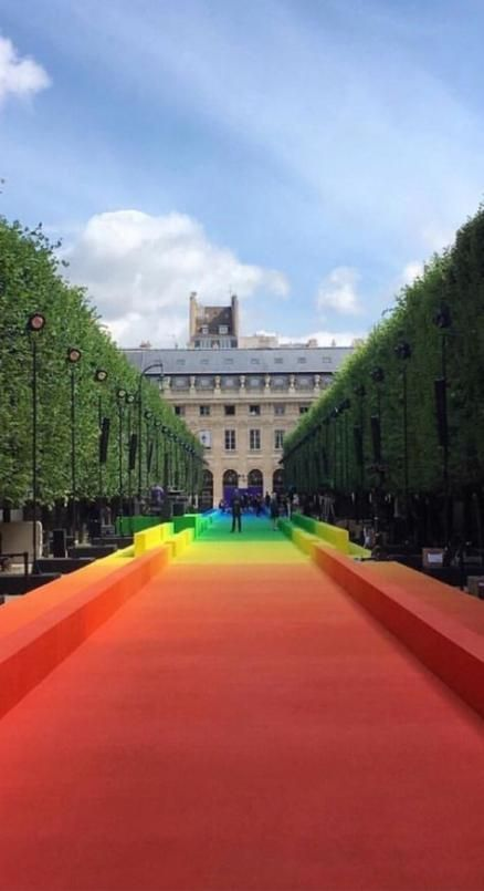 Fashion show stage catwalks louis vuitton 45 ideas